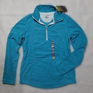 Tek Gear Active Pullover Sweater Jacket